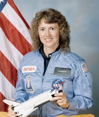 Congress Votes to Issue Coin for 'Teacher in Space' Christa McAuliffe