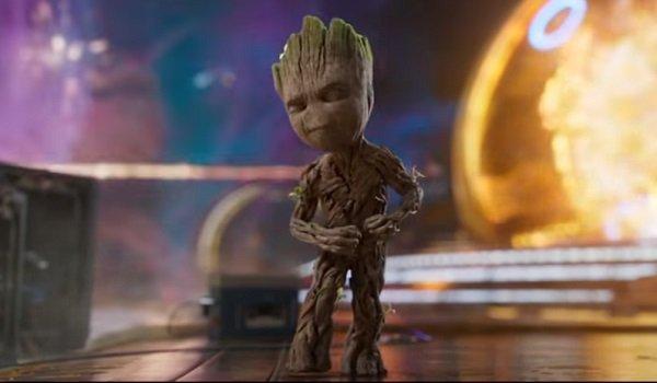 Mixtape Groot Guardians Of The Galaxy Volume 2 Marvel