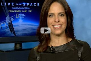 Producing 'Live From Space' - Soledad O'Brien | Video Interview
