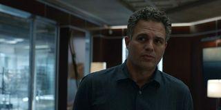 Mark Ruffalo as Bruce Banner/Hulk in Avengers: Endgame