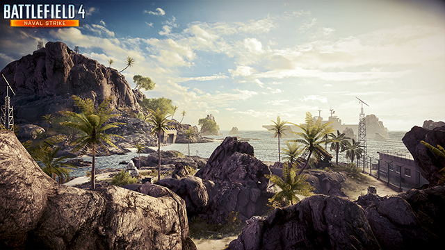 Battlefield 4 Naval Strike DLC Launching This Week, Map Details Released By DICE #30925