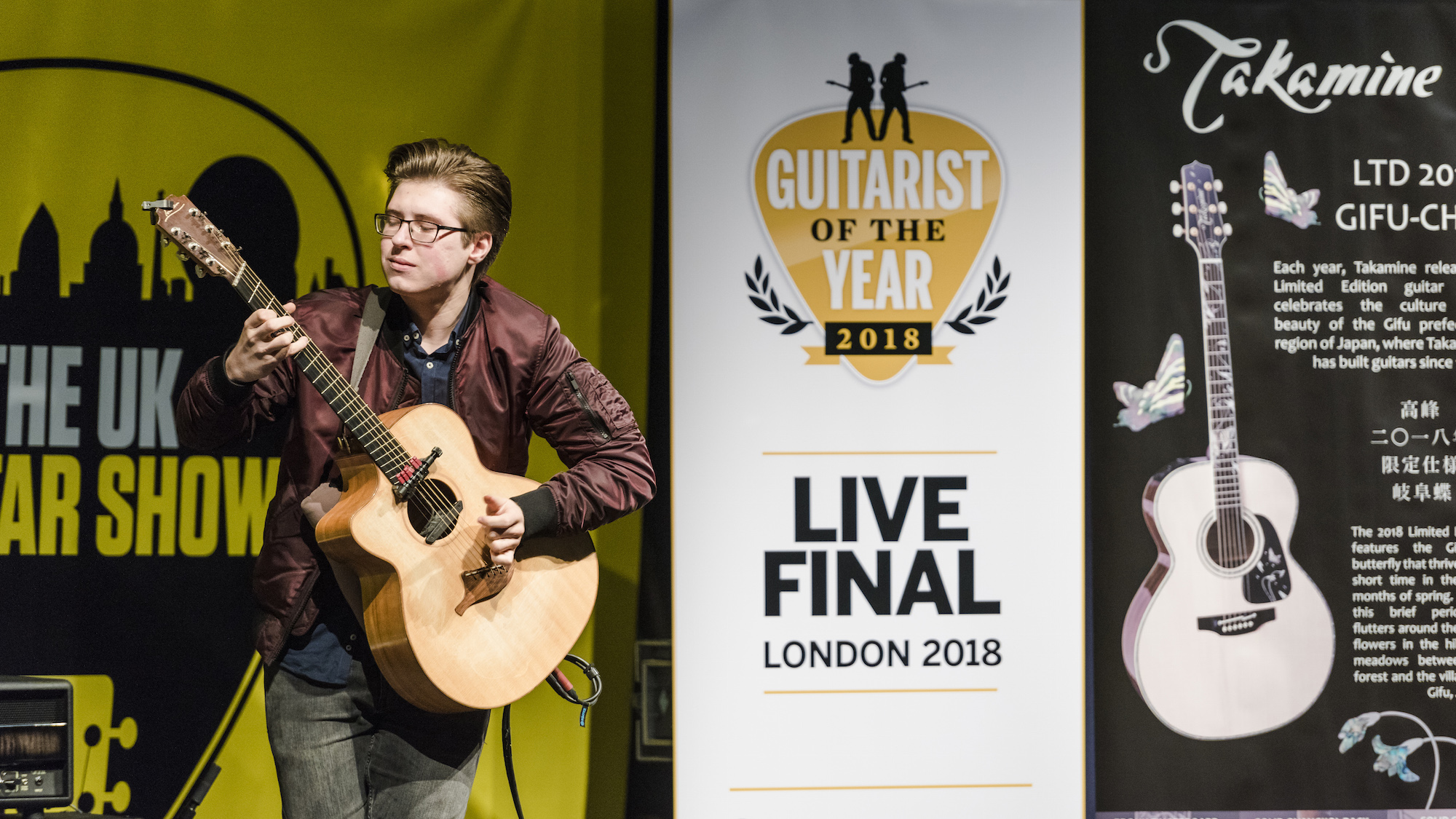 Watch 2018's incredible Acoustic Guitarist of the Year finalists in action | MusicRadar