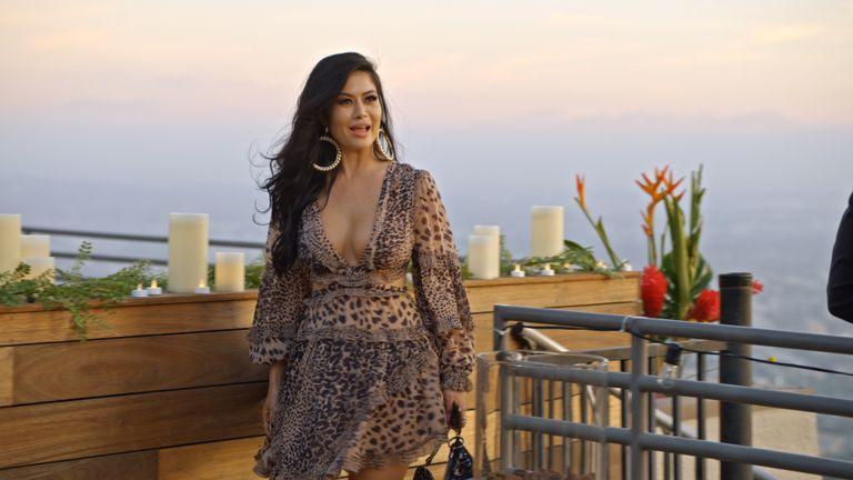 Kim Lee stars on Bling Empire