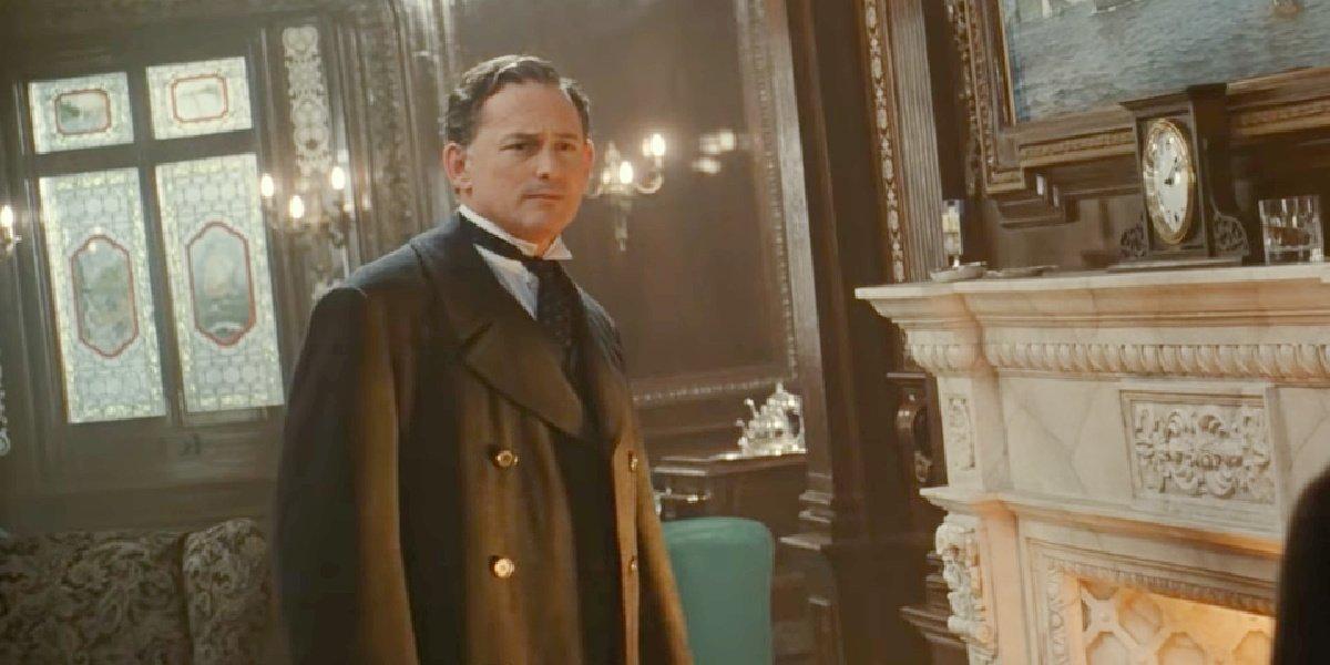 Thomas in Titanic.