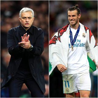 Mourinho Bale