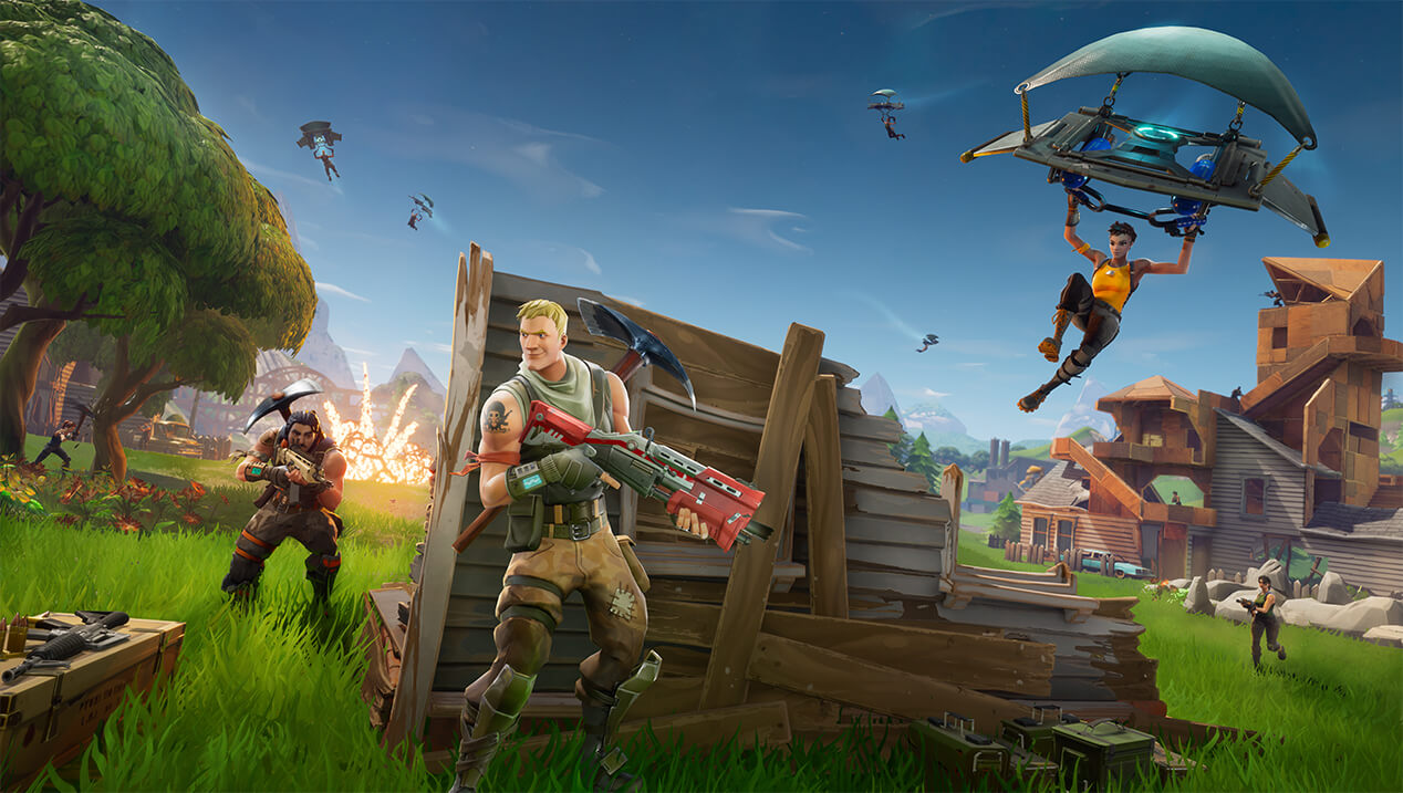 How to build the perfect battle royale game pc gamer stopboris Image collections