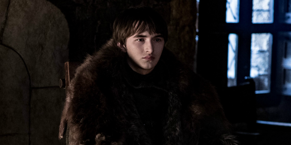 Game of Thrones Bran Stark Isaac Hempstead Wright HBO
