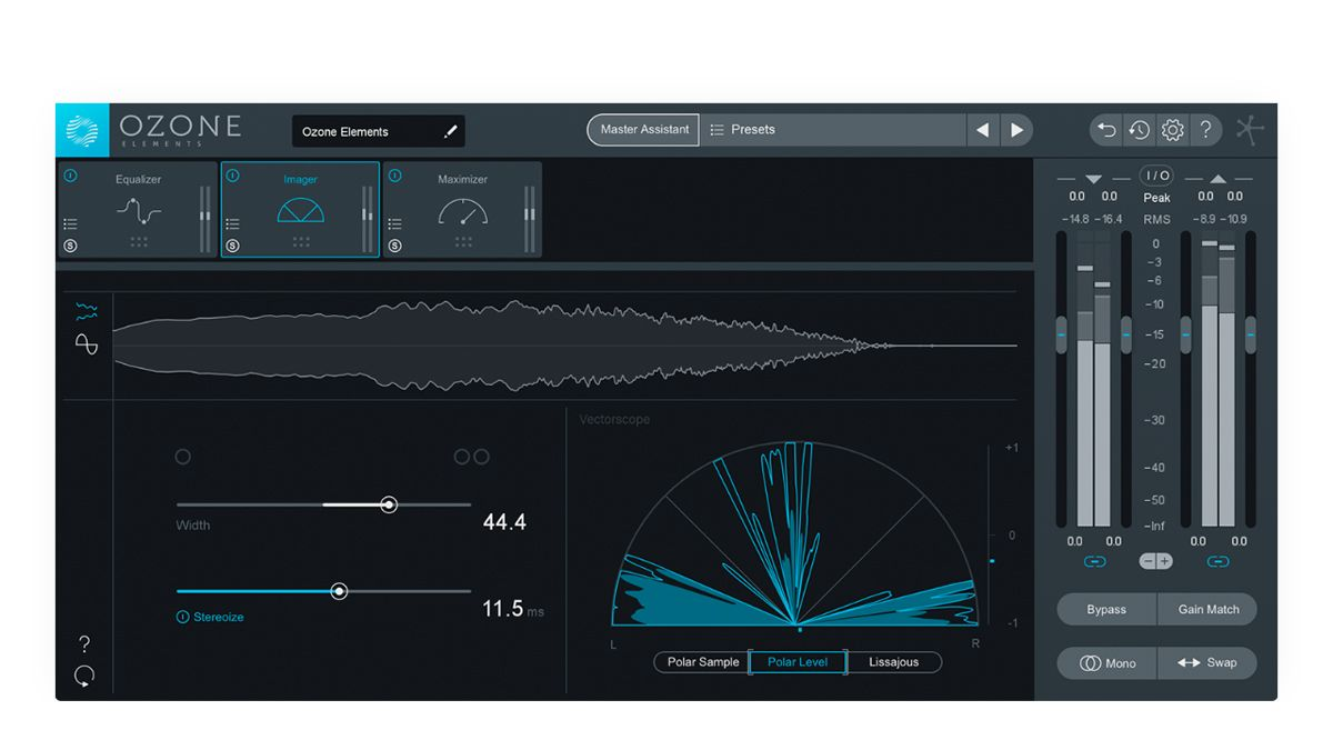 iZotope's Ozone 9 is on the way, and you can download the $129 Ozone 8 Elements mastering suite for free!