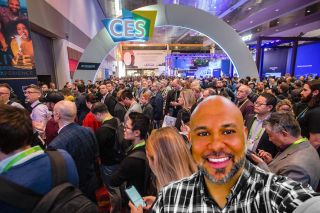CES 2021 My First time