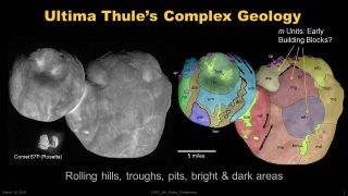NASA's New Horizons Reveals Geologic 'Frankenstein' That Formed Ultima Thule