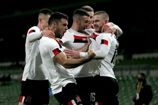 Dundalk v KI Klaksvik – UEFA Europa League – Play-Off – Aviva Stadium