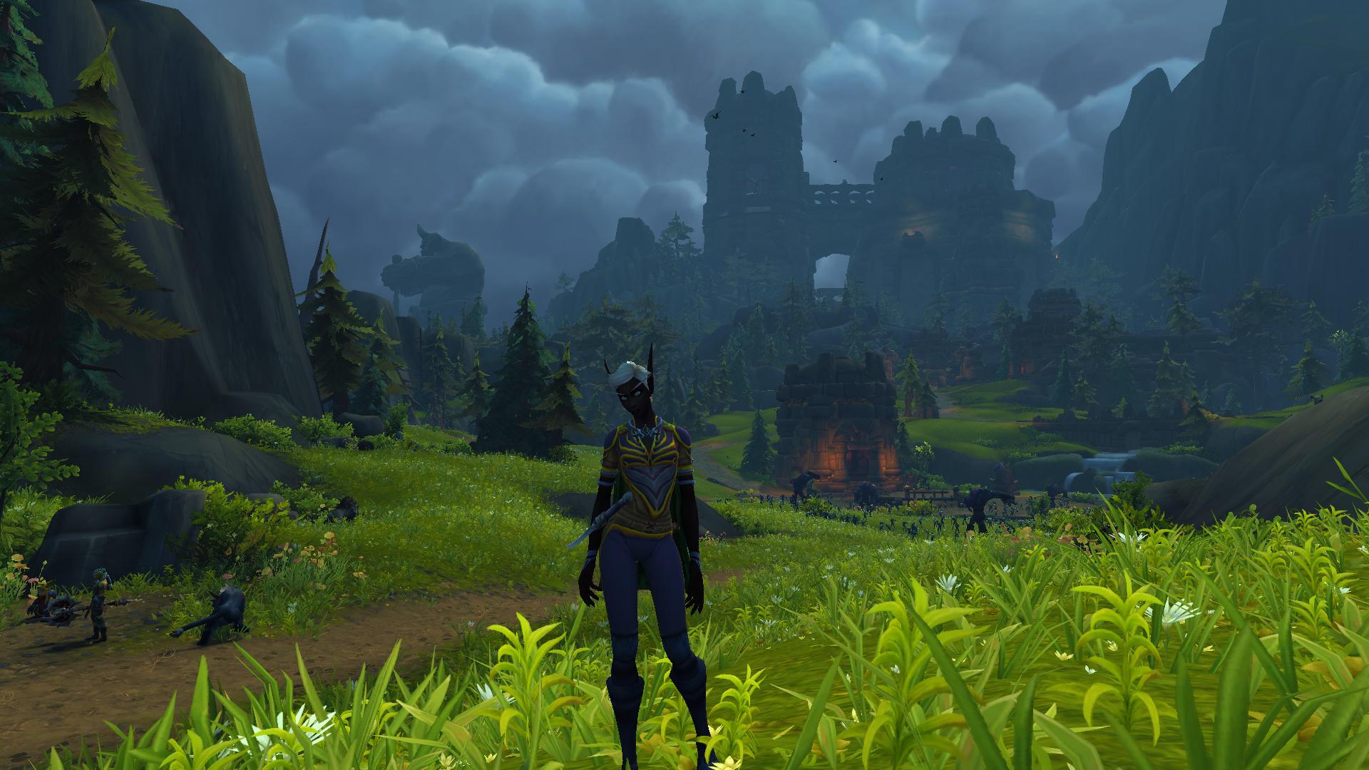 World of Warcraft: Shadowlands beta impressions | Laptop Mag