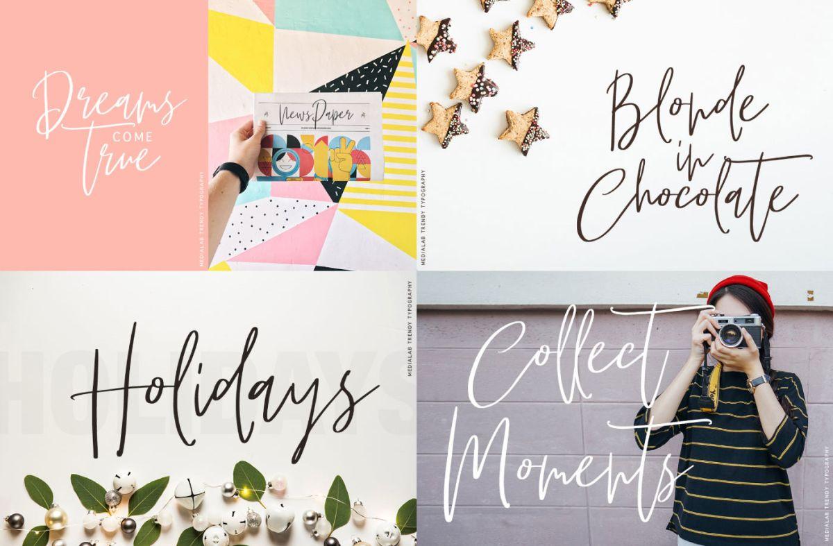 The 26 best free cursive fonts