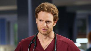 chicago med season 7 will halstead ED nbc