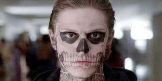 Evan Peters in the first season of _American Horror Story._