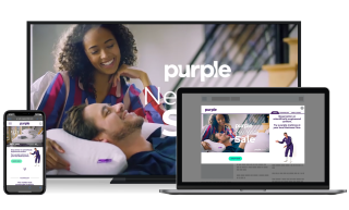 Purple Mattress VDX.tv