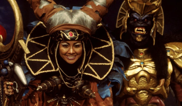 Power Rangers Goldar