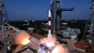 India Follows Anti-Satellite Missile Test with 29-Satellite Launch