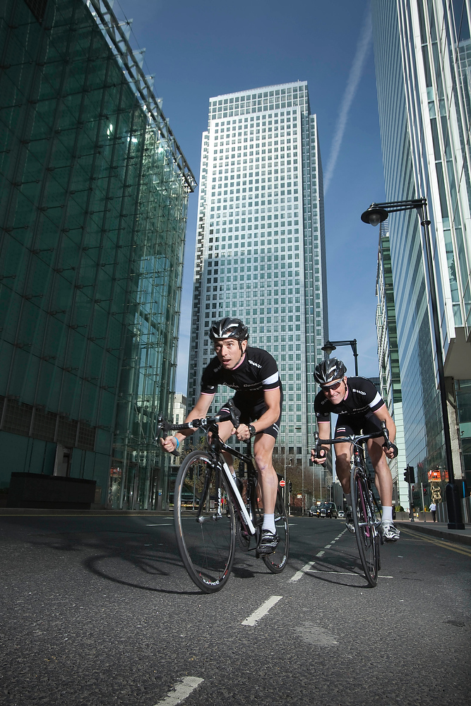 Dean Downing Canary Wharf