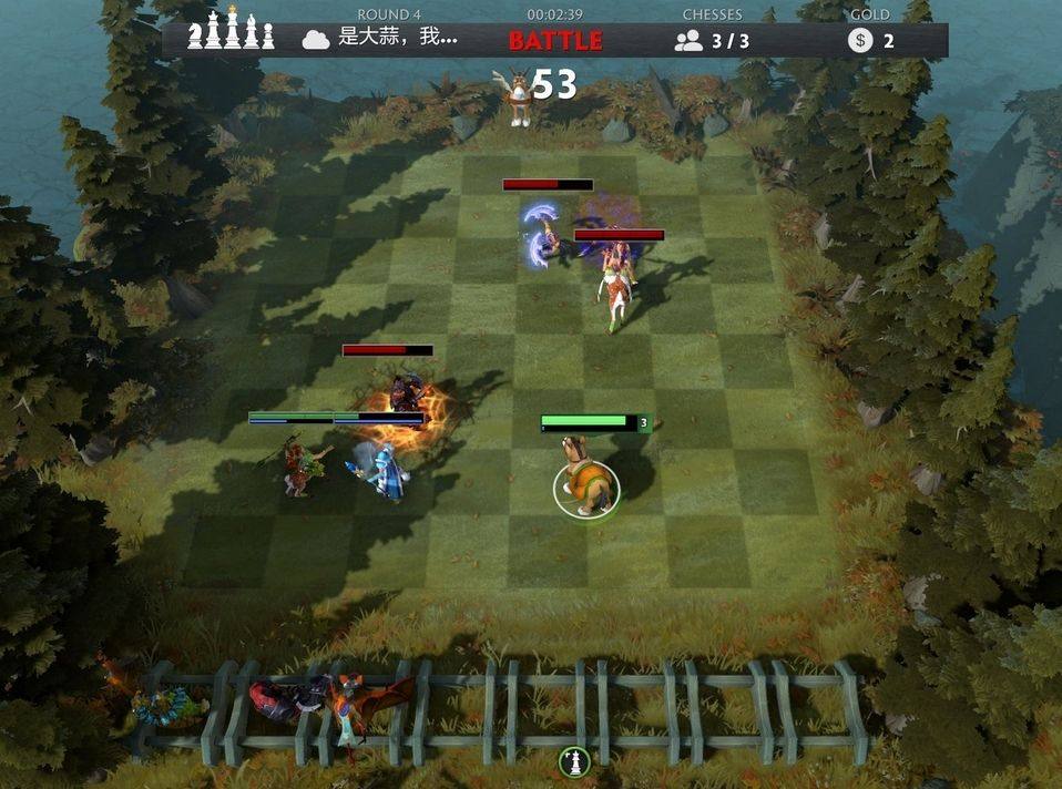 A Dota 2 custom mode may be 2019's most popular new game