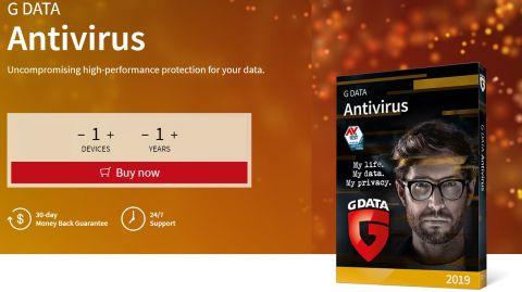 G Data Antivirus review | Creative Bloq