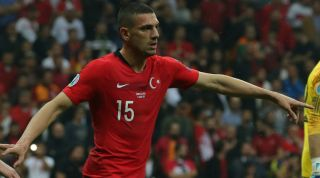 Merih Demiral Turkey