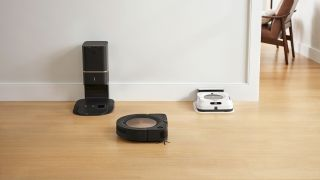 iRobot Roomba s9+ and Braava Jet m6