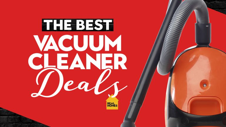 vacuum cleaner sale with Real Homes