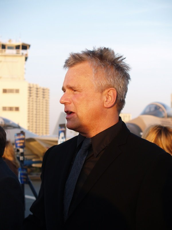 Comic Con: Aircraft Carrier Premiere Of Stargate Continuum #2773
