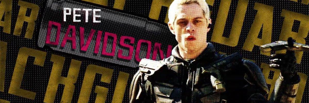 Blackguard (Pete Davidson) The Suicide Squad