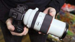 Firmware to correct the Canon RF 70-200mm f/2.8L's focusing issues is now available