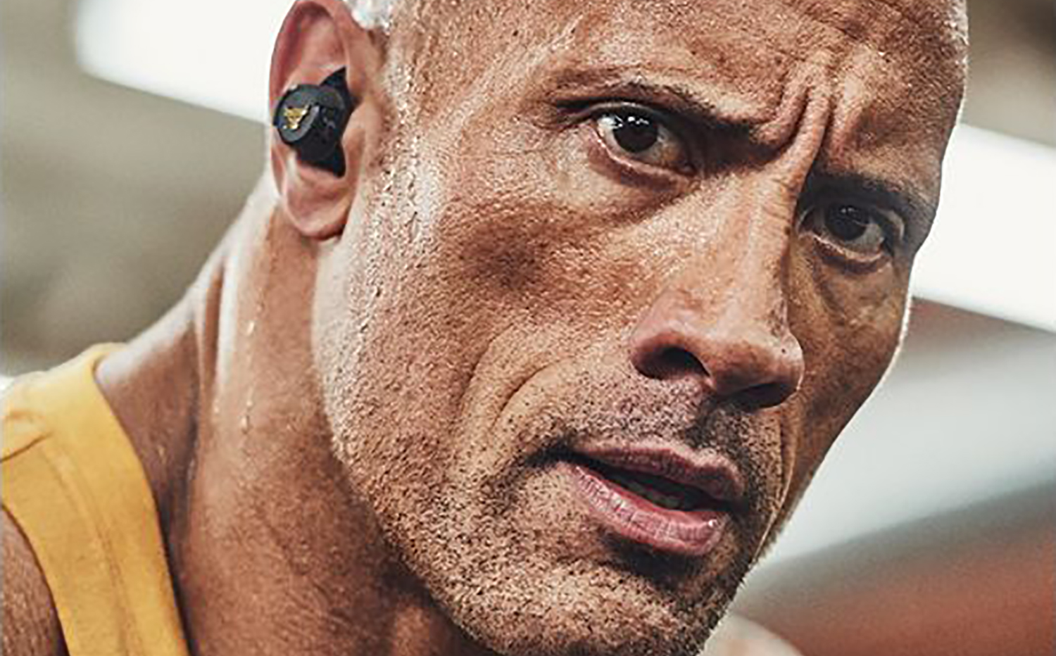 The Rock Takes On Powerbeats Pro With 199 Under Armour Buds