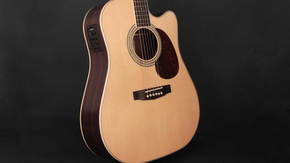 namm 2019 cort debuts new mr720f acoustic electric guitar guitarworld. Black Bedroom Furniture Sets. Home Design Ideas