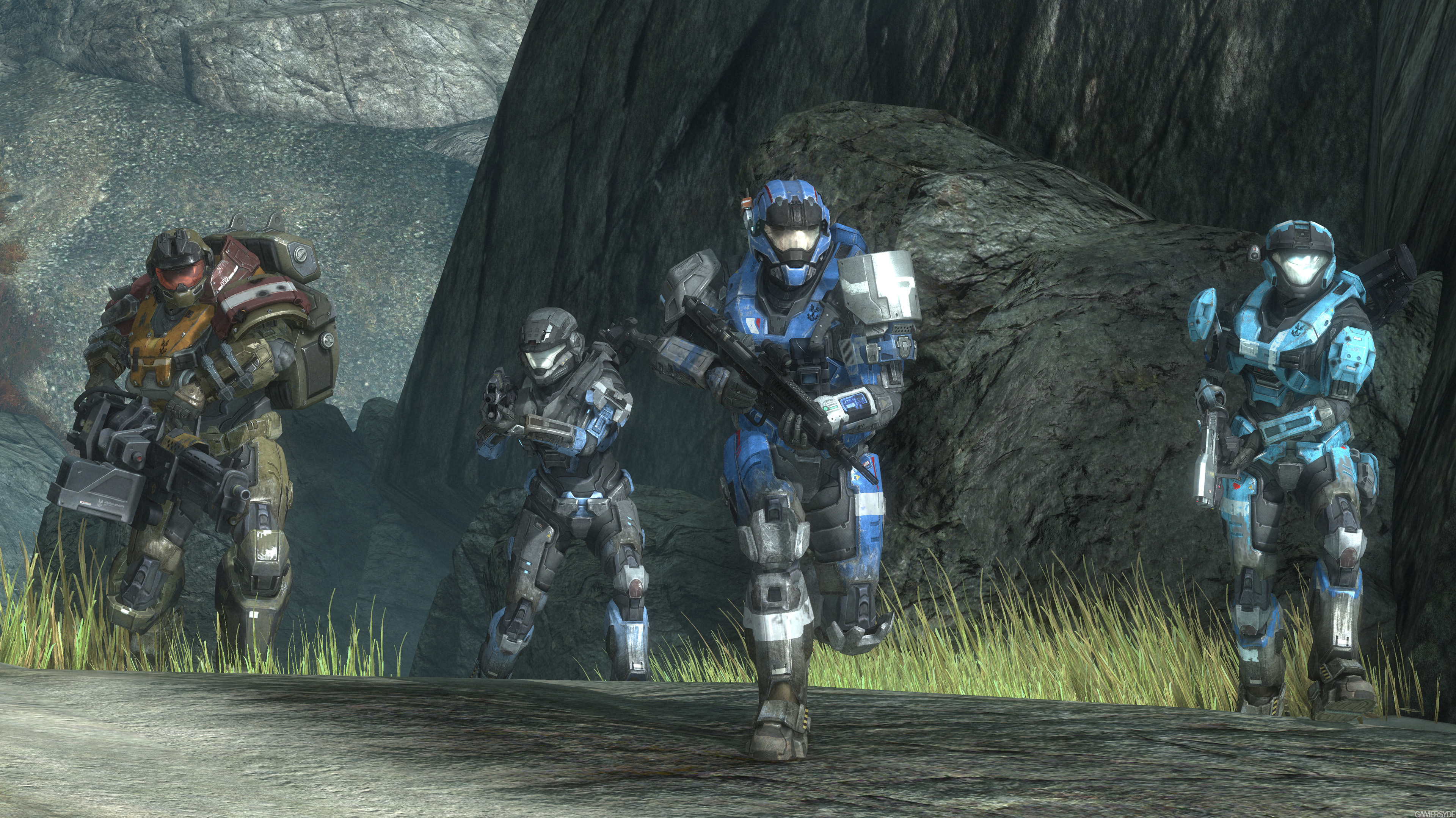 Halo REACH matchmaking ban