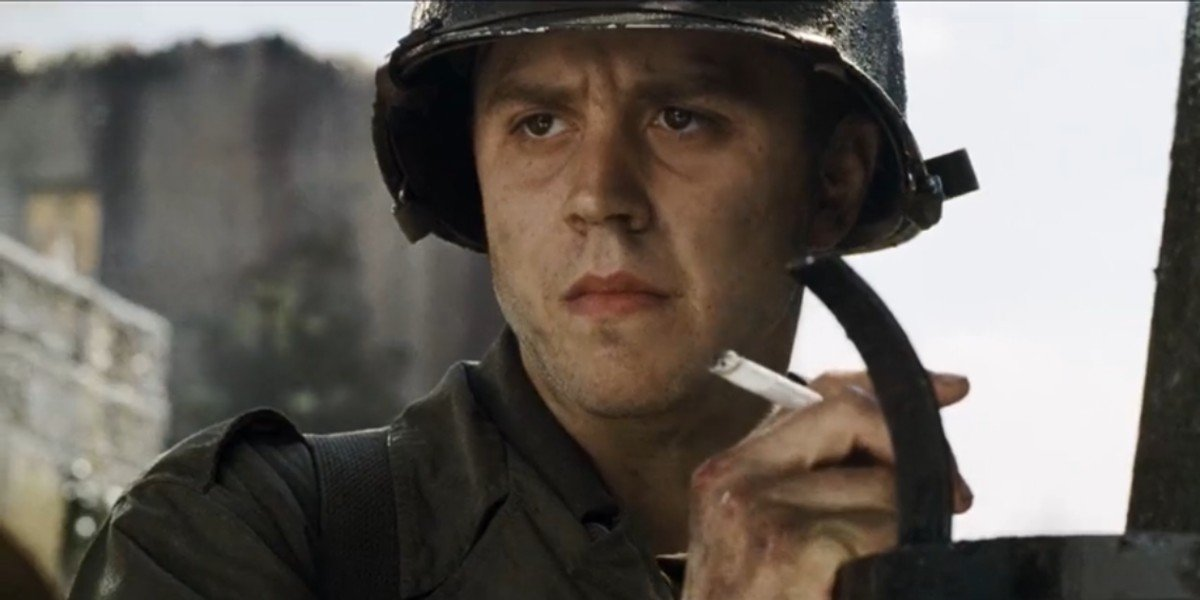 Giovanni Ribisi in Saving Private Ryan