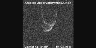 Comet 45P/HMP
