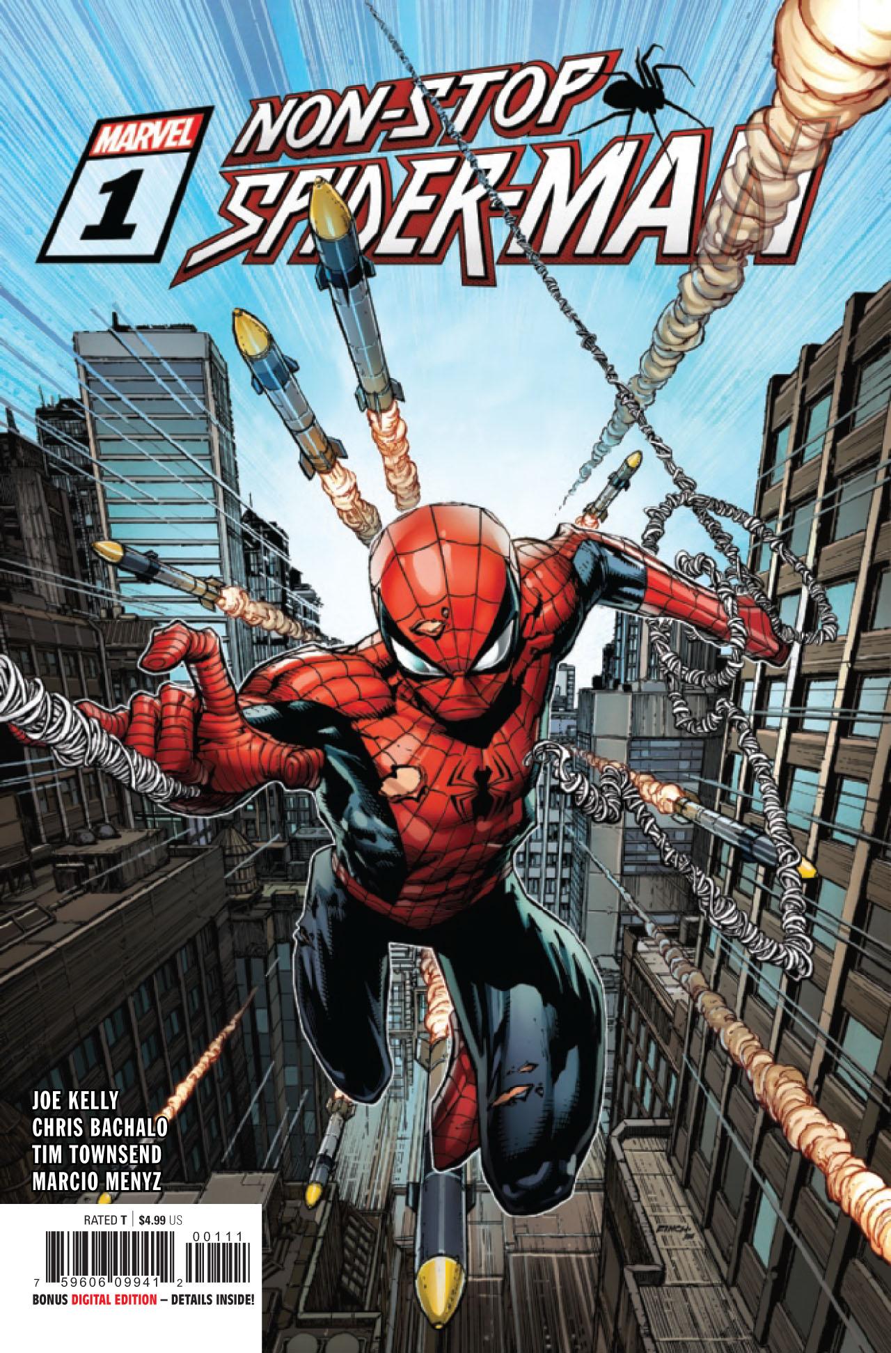 Spider-Man sin parar # 1