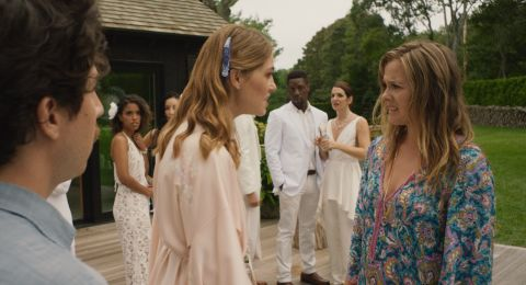 Mathilde Olliver and Alicia Silverstone star in Amy Miller Gross' 'Sister of the Groom'.