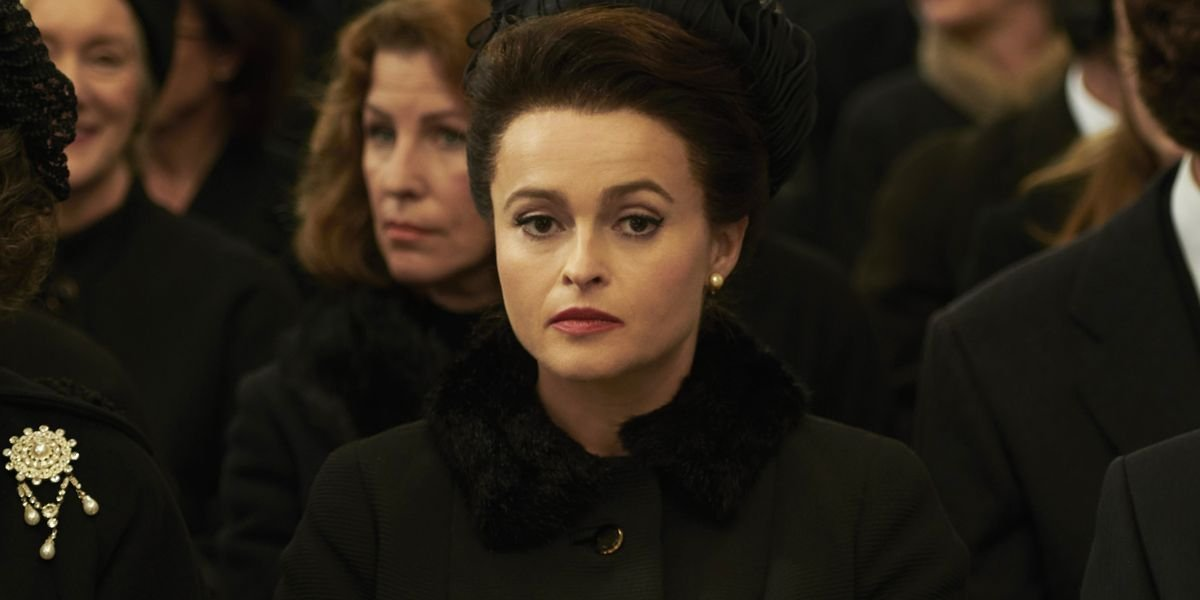 Helena Bonham Carter in The Crown