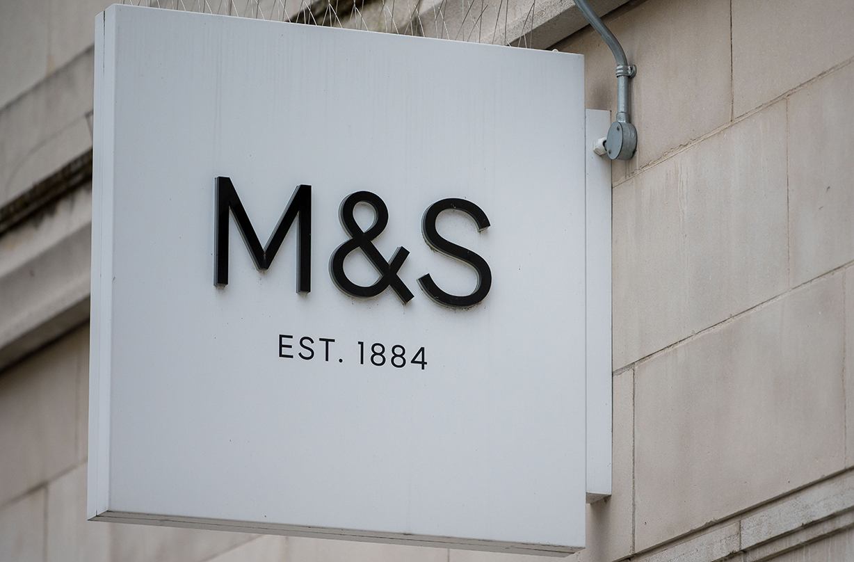 marks spencer respond angry complaints gender neutral changing rooms
