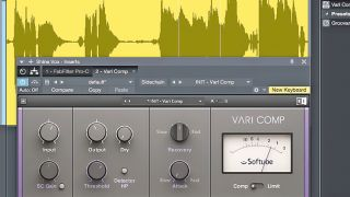 How to chain multiple compressors on a vocal track | MusicRadar
