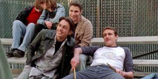 James Franco, Seth Rogen, and Jason Segel on Freaks and Geeks