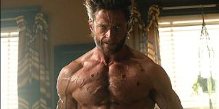 Hugh Jackman as Wolverine in X-Men Days of Future Past