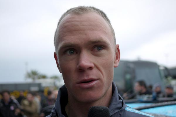 Chris Froome, Tirreno-Adriatico 2013