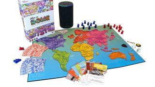 Alexa board game
