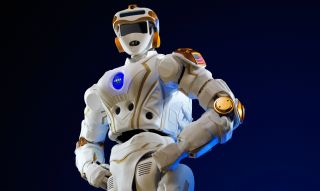 Researchers at Northeastern University are working on hand dexterity for NASA's Valkyrie humanoid robot.