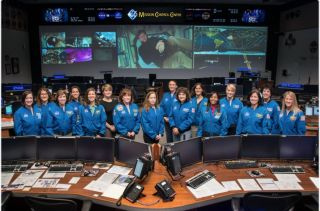 NASA's female astronauts