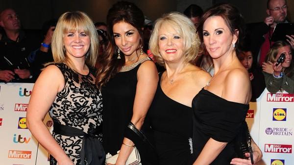 Sally Lindsay, Shobna Gulati, Sherrie Hewson and Andrea McLean