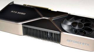 The Best Graphics Cards: GeForce RTX 3080 FE