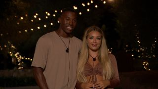Lucinda and Aaron dumped - Love Island 2021